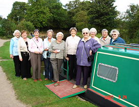 Truman Enterprise Narrowboat Trust