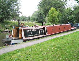 Phil Jones Narrowboat Builder and Engineer
